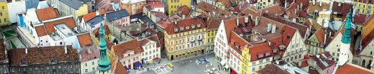 Viajar a Tallinn, Estonia